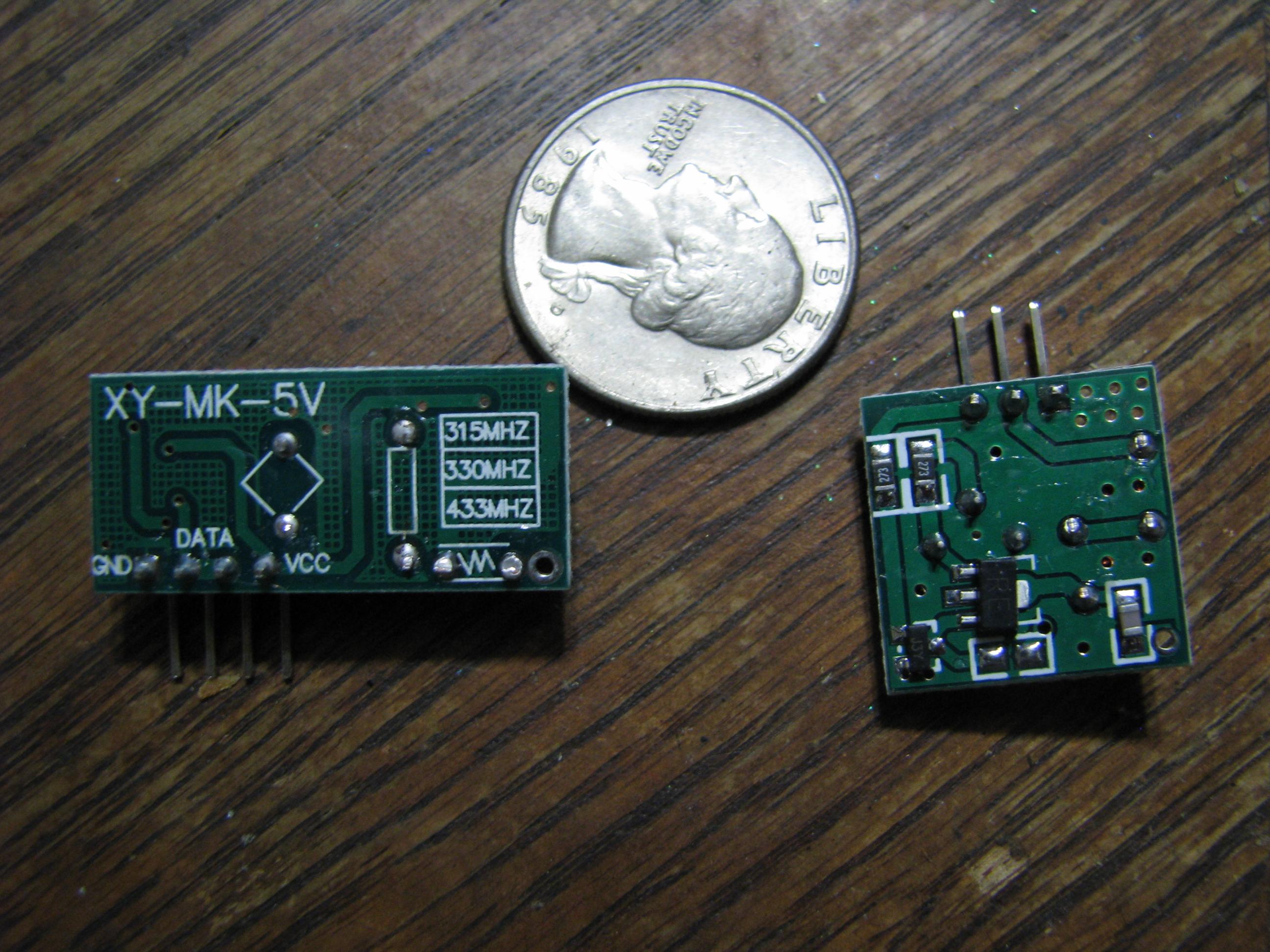 Cheap RF Solution for Arduino – Apex Logic