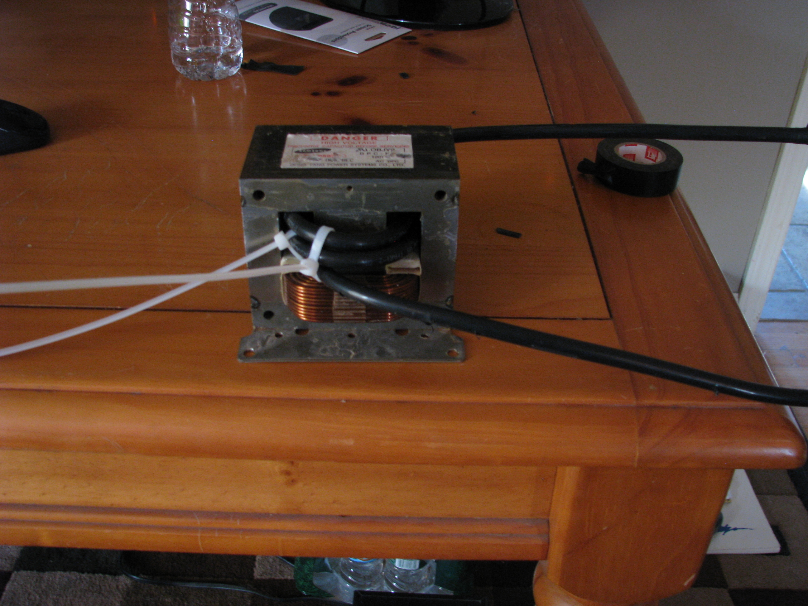Diy Microwave Spotwelder With Control Circuit Apex Logic Spot Welding Wiring Diagram Img 2890